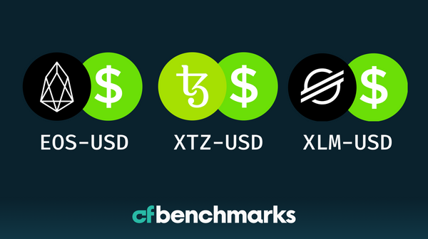 CF Benchmarks Launches Indices for Tezos, Stellar Lumens and EOS